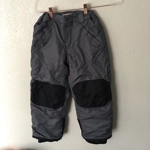 Boys snow pants small 6/7 Cherokee